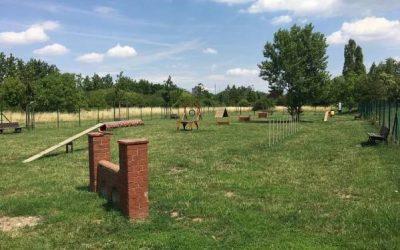 Psí rezervoáry/hřiště