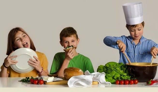 Skutečně zdravé obědy pro děti ve školách a školkách